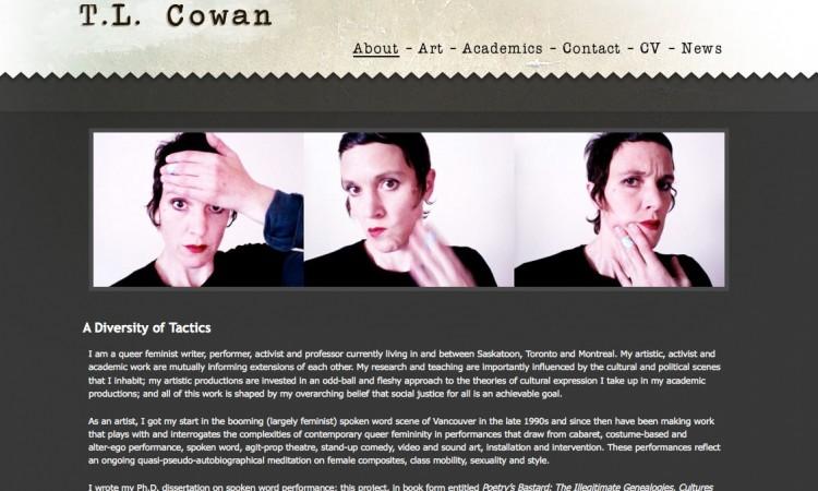 T.L. Cowan